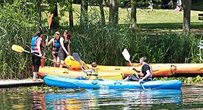 Les jeux du Val-de-Marne continuent: rendez-vous samedi 10 juin à Créteil pour voguer sur le lac et profiter d'activités nautiques (pour les pirates dès 3 ans)!