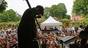 Le festival Parfums de Musiques continue ce week-end à la Roseraie (L'Haÿ-les-Roses): direction le Pérou et la Guadeloupe!