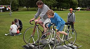 Samedi 17 juin, rendez-vous pour le Challenge Olympique des Familles au parc Interdépartemental du Tremblay à Champigny-sur-Marne