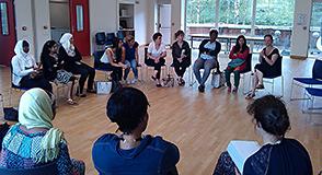 Mardi 27 juin à Créteil, 16 personnes ont reçu leurs attestations de fin de formation et de stage dans le cadre du dispositif LOLA qui aide à l'insertion socio-professionnelle