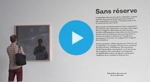 """Retrouvez en images """"Sans réserve"""", la nouvelle exposition tirée des collections du MAC VAL (Vitry-sur-Seine)"""