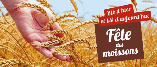La Fête des Moissons 2017: le rendez-vous de l'agriculture!