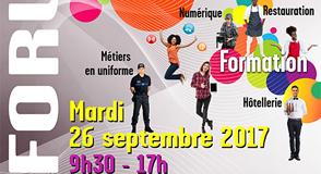 Vous êtes en recherche d'emploi, de formation, ou vous avez besoin d'un simple conseil? Mardi 26 septembre au Moulin de la Bièvre à l'Haÿ-les-Roses, vous avez rendez-vous au Forum pour l'Emploi.
