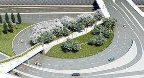 Les travaux d'aménagement du pont de Nogent-sur-Marne se poursuivent. Objectifs: fluidifier les conditions de circulation et améliorer la sécurité des usagers
