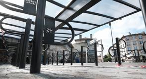 Véligo: 196 nouveaux abris sécurisés pour vos vélos seront déployés près des gares d'ici fin 2017 à Joinville, Nogent, Rungis, Sucy et Vincennes.