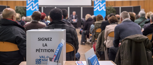 Menace de suppression du Département: Réunion publique à Bry-sur-Marne le mardi 28 novembre